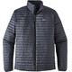 Patagonia M's Down Shirt Jacket Smolder Blue